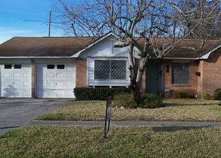 Pre Foreclosure in Houston 77045 DRAGONWICK DR - Property ID: 1730212942