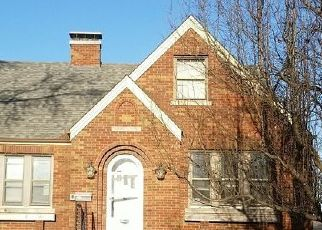 Pre Foreclosure in Belleville 62221 N INDIANA AVE - Property ID: 1730696907