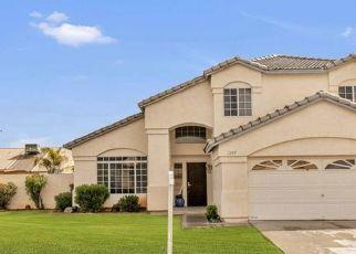 Pre Foreclosure in Chandler 85225 N VELERO ST - Property ID: 1730741570