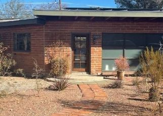 Pre Foreclosure in Tucson 85719 E SEQUOYAH ST - Property ID: 1730759523