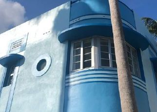 Pre Foreclosure in Miami Beach 33139 DREXEL AVE - Property ID: 1731534295