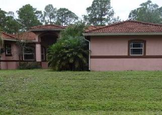 Pre Foreclosure in Naples 34120 12TH AVE NE - Property ID: 1731615768