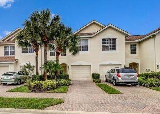 Pre Foreclosure in Naples 34110 MARCELLO CIR - Property ID: 1731633277