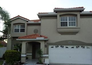 Pre Foreclosure in Fort Lauderdale 33323 NW 129TH TER - Property ID: 1731702481