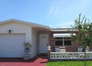 Pre Foreclosure in Pompano Beach 33063 NW 72ND TER - Property ID: 1731727447
