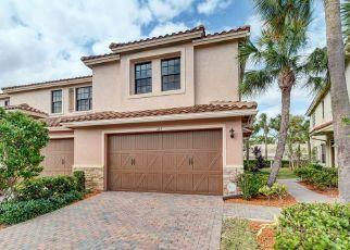 Pre Foreclosure in Fort Lauderdale 33325 RIVERWALK CIR W - Property ID: 1731731837