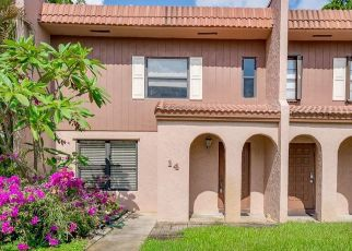 Pre Foreclosure in Fort Lauderdale 33324 S VALENCIA DR - Property ID: 1731761607