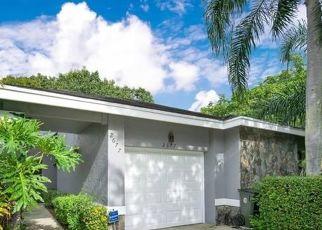 Pre Foreclosure in Pompano Beach 33063 ALOE AVE - Property ID: 1731768172