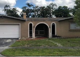 Pre Foreclosure in Fort Lauderdale 33324 NW 2ND CT - Property ID: 1731785250