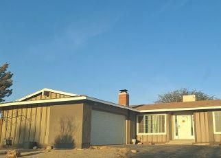 Pre Foreclosure in California City 93505 BALDWIN LN - Property ID: 1731985862