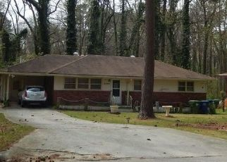 Pre Foreclosure in Atlanta 30331 WISTERIA LN SW - Property ID: 1732024841