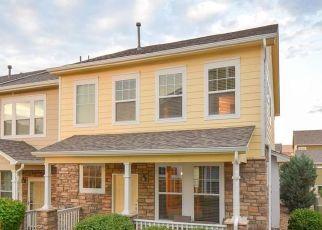 Pre Foreclosure in Brighton 80602 GARFIELD ST - Property ID: 1732354172