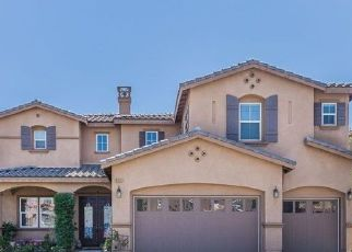 Pre Foreclosure in Corona 92883 GENTLE WIND DR - Property ID: 1732459745