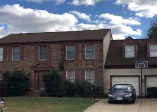 Pre Foreclosure in Bowie 20721 SUNFLOWER CIR - Property ID: 1732935376