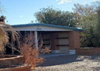 Pre Foreclosure in Tucson 85743 N CAMINO VERDE - Property ID: 1732943251