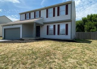 Pre Foreclosure in Grove City 43123 DEMOREST COVE CT - Property ID: 1733119319
