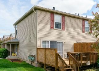 Pre Foreclosure in Hilliard 43026 EVERBROOK DR - Property ID: 1733120641