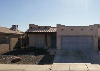 Pre Foreclosure in Gadsden 85336 E GEORGINA ST - Property ID: 1733229251
