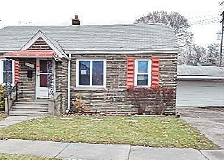 Pre Foreclosure in Lincoln Park 48146 UNIVERSITY AVE - Property ID: 1733258155