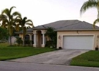 Pre Foreclosure in Port Saint Lucie 34953 SW KENT CIR - Property ID: 1733459634