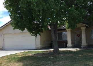 Pre Foreclosure in Hanford 93230 W AMBASSADOR DR - Property ID: 1733706205