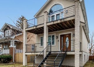 Pre Foreclosure in Chicago 60634 N NORDICA AVE - Property ID: 1733915564