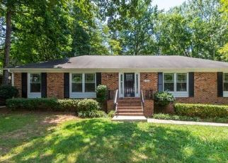Pre Foreclosure in Charlotte 28211 RAMA RD - Property ID: 1734012802