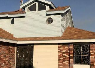 Pre Foreclosure in El Paso 79924 GABRIEL DR - Property ID: 1734575147