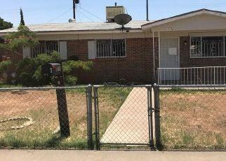 Pre Foreclosure in El Paso 79924 TROPICANA AVE - Property ID: 1734591352