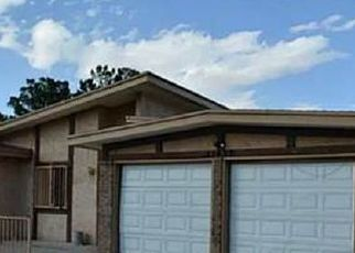 Pre Foreclosure in El Paso 79936 BOB MITCHELL DR - Property ID: 1734595740