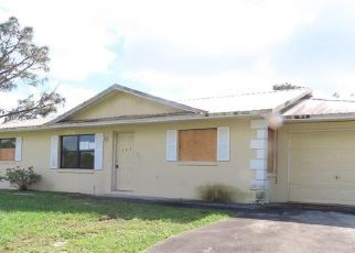 Pre Foreclosure in Lake Placid 33852 SWEETHEART AVE - Property ID: 1735058675