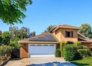 Pre Foreclosure in Anaheim 92807 E PASEO ALDEANO - Property ID: 1735551394