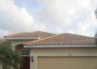 Pre Foreclosure in Venice 34292 CHENILLE CT - Property ID: 1735840908