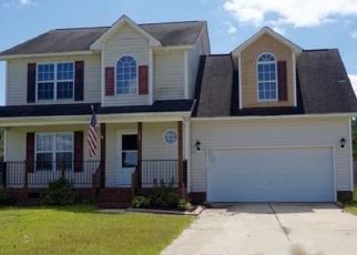 Pre Foreclosure in Raeford 28376 BELMONT DR - Property ID: 1736123385