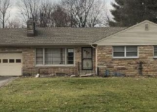 Pre Foreclosure in Indianapolis 46227 S PENNSYLVANIA ST - Property ID: 1736710269