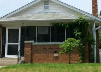 Pre Foreclosure in Beech Grove 46107 N 14TH AVE - Property ID: 1736714211