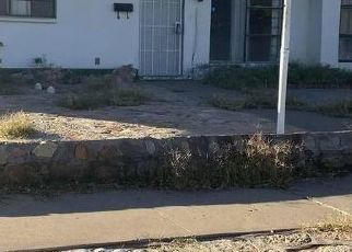 Pre Foreclosure in El Paso 79924 HUGG ST - Property ID: 1737246350