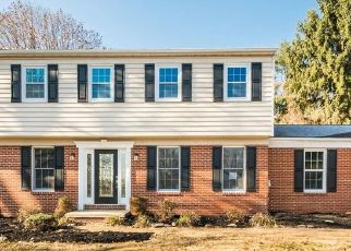 Pre Foreclosure in Bel Air 21015 WABASH DR - Property ID: 1737315560