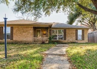 Pre Foreclosure in Dallas 75227 BANTING WAY - Property ID: 1737880997