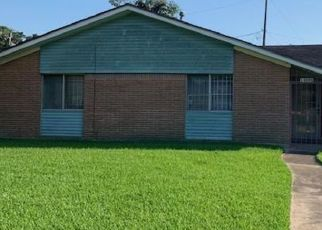 Pre Foreclosure in Channelview 77530 LOFTON ST - Property ID: 1737937477