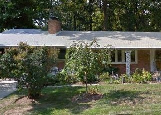 Pre Foreclosure in Temple Hills 20748 WELDON DR - Property ID: 1737999677