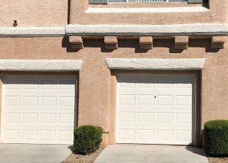 Pre Foreclosure in Henderson 89012 S GREEN VALLEY PKWY - Property ID: 1738201130