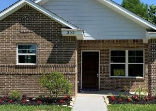 Pre Foreclosure in Pasadena 77502 W HOUSTON AVE - Property ID: 1738363181