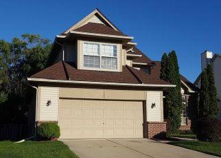 Pre Foreclosure in Ypsilanti 48197 JUSTIN CT - Property ID: 1738580870