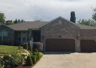 Pre Foreclosure in North Salt Lake 84054 SCENIC HILLS CIR - Property ID: 1738661449