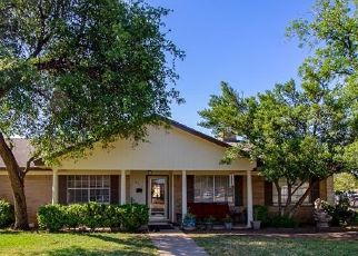 Pre Foreclosure in Midland 79707 STANOLIND AVE - Property ID: 1738696937