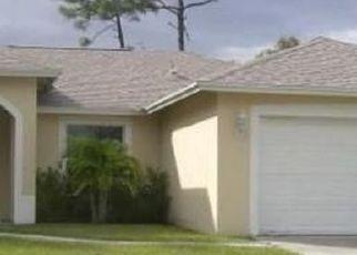 Pre Foreclosure in Port Saint Lucie 34953 SW ORTEGA ST - Property ID: 1739015777