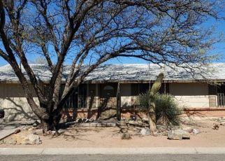 Pre Foreclosure in Tucson 85746 W VEREDA DE LA TIERRA - Property ID: 1739054305