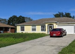 Pre Foreclosure in North Port 34291 W PRICE BLVD - Property ID: 1739666600