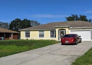 Pre Foreclosure in North Port 34291 W PRICE BLVD - Property ID: 1739666600